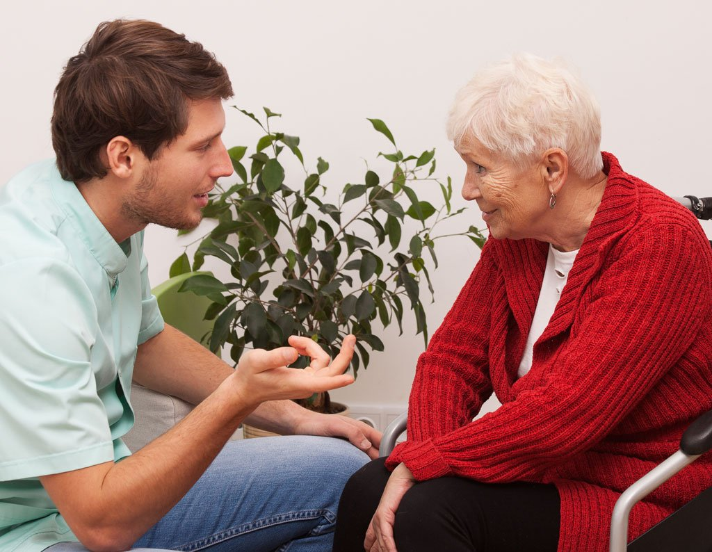 caring for people at francis home