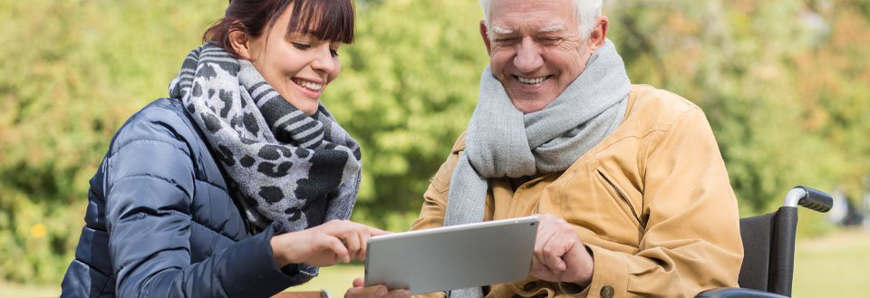 Digital Inequality Impacts Social Care