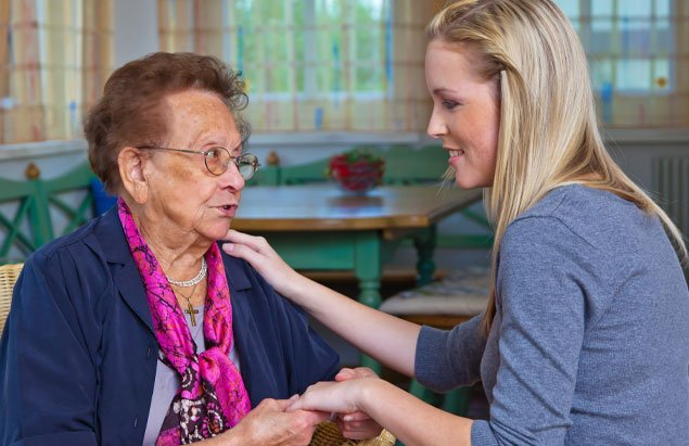 Hourly Care Through to Live-In Care