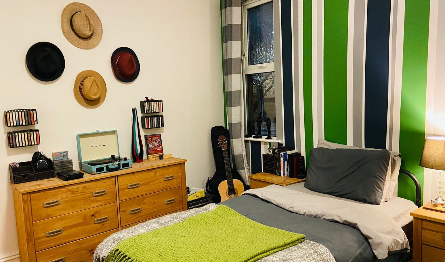 rutland-road-residential-bedfordshire-supported-hosuing-bedroom